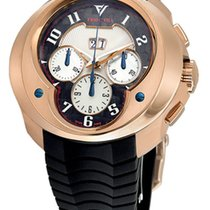 Franc Vila Chronograph Grand Dateur Grand Sport All Gold 18K...