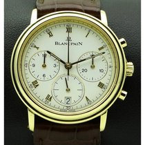 Blancpain | Villeret Chronograph 18 Kt Yellow Gold, Full Set
