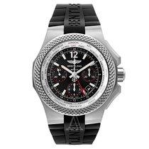 Breitling Men's Bentley GMT Light Body Watch