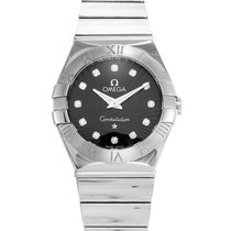 Omega Watch Constellation Small 123.10.27.60.51.002