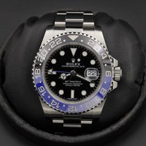 Rolex Gmt Master Ii 116710 Blnr Stainless Steel
