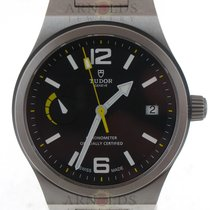 Tudor North Flag Power Reserve 40MM Black Dial