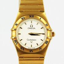 오메가 (Omega) Constellation '95 18k Yellow Gold 1172.30.00