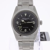 Zeno-Watch Basel Super Precision Automatic Explorer Look NEW