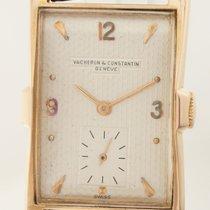 Vacheron Constantin Art Deco Curvex Design Armbanduhr 18ct...