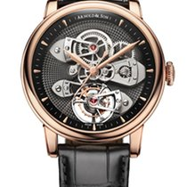 Arnold & Son TBTE Tourbillon