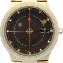 Zodiac Mans Automatic Wristwatch Astrographic