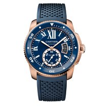 Cartier Calibre Diver  Mens Watch Ref WGCA0010