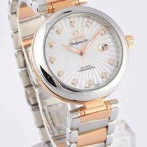 Omega De Ville Ladymatic Co-Axial 34mm Watch 425.20.34.20.55.0...