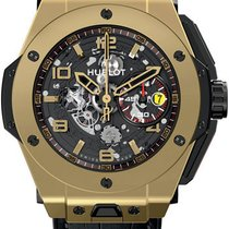 Hublot Big Bang Ferrari Gold - NEW 2017 - n.p. € 33.100,-