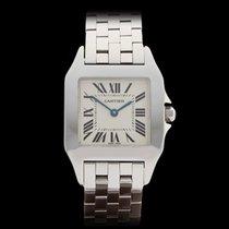 Cartier Santos Demoiselle Stainless Steel Ladies 2701 - W3615