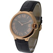 Cartier W6920089 Ballon Bleu Ultra Thin in Rose Gold - on...