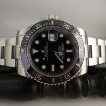 Rolex Submariner date ref. 116610LN ceramica anno 2011