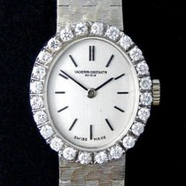 Vacheron Constantin Ladies VIntage 18k White Gold Cocktail...