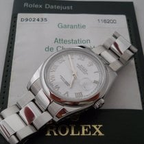 Rolex DATEJUST REF.116200 BOX&PAPER YEARS 2006