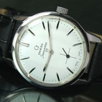 Omega Seamaster 30 Winding Side Second Steel Mens Watch