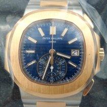 Patek Philippe Nautilus Flyback Chronograph Ref 5980/1AR-001