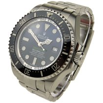 Rolex Sea-Dweller Deepsea D-Blue 116660