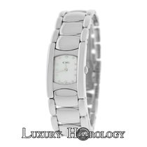 Ebel Genuine Mint Ladies  Beluga 9057A21 Stainless Steel