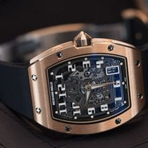 Richard Mille RM 67-01 Automatic Extra Flat Rose Gold Ref. RM...