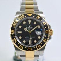 Ρολεξ (Rolex) Rolex Gmt Master II 116713LN Stahl/Gold Ungetrag...