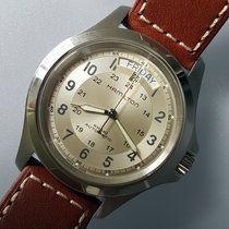 Hamilton Khaki King Day-Date