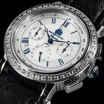 Poljot Chronograph Luxury Watch Moscow Classic Russian Watch