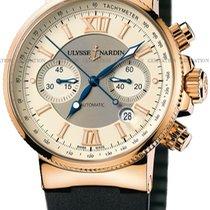 Ulysse Nardin Maxi Marine Chronograph 356.66.3-354
