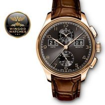 "IWC - PORTUGIESER PERPETUAL ""75TH ANNIVERSARY"""