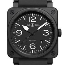 Bell & Ross BR03-92 Automatic 42mm Black Ceramic
