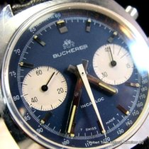 Bucherer in Breitling Style 45 min; Chronograph ABSOLUTE...
