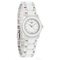 Tissot Cera Diamond Ladies Swiss Quartz Watch T064.210.22.016.00