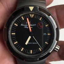 "IWC Porsche Design ""Bund"" Quartz Diver ref. 3519 RARE"