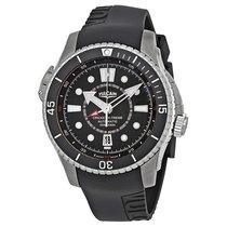Vulcain Cricket X-Treme Black Dial Automatic Men's Watch