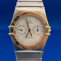 Omega — Constellation_Day and Date _Chronometer_ Full set —...