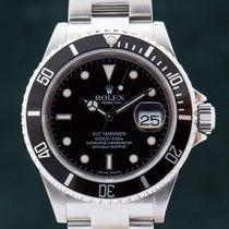 Rolex Submariner Date, V-Serie, Reference 16610, Rehaut