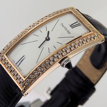 Barthelay Fond Acier Ladybird 55200  Diamonds 18k Rose Gold