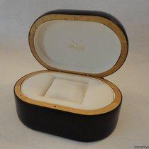 Breguet Vintage Große Uhrenbox aus Leder und Holz