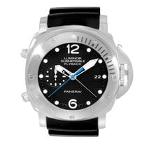 Panerai Luminor Submersible 1950 3 Days Flyback,Ref. PAM614