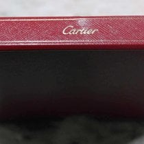 Cartier vintage red cards and booklets door newoldstock