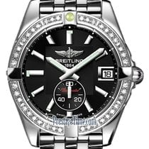 Breitling Galactic 36 Automatic a3733053/ba33-ss
