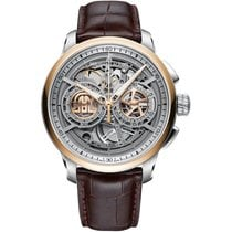 Maurice Lacroix Masterpiece Skeleton Chronograph MP6028-PS101-...