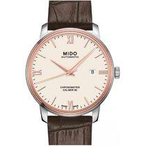 Mido Baroncelli III Chronometer Herrenuhr M027.408.46.268.00