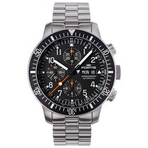 Fortis OFFICIAL COSMONAUTIS CHRONOGRAPH Automatic Steel Day...