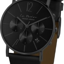 Jacques Lemans La Passion LP-123C Damenarmbanduhr flach &...