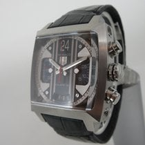 TAG Heuer Monaco 24 Calibre 36 Limited Edition - Box, Papers