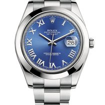 Rolex Oyster Perpetual Datejust II Steel