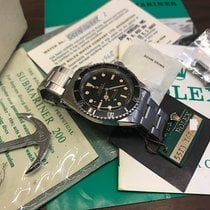 Rolex Submariner 5513 Gilt Bart  Full Set