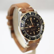 Rolex GMT-Master 1675 Two-Tone with Nipple Dial and Original...
