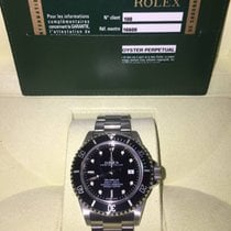 Rolex Sea-Dweller, Referenz 16600, LC 100, Full Set, wie neu